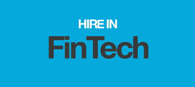 Fintech Recruitment